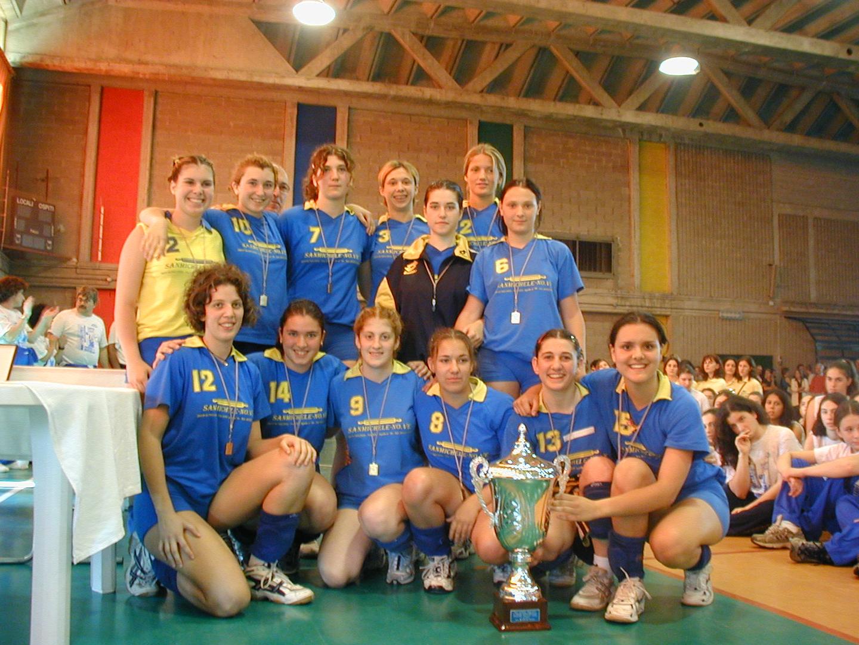 1° posto torneo acqui terme u17 02-03.BM