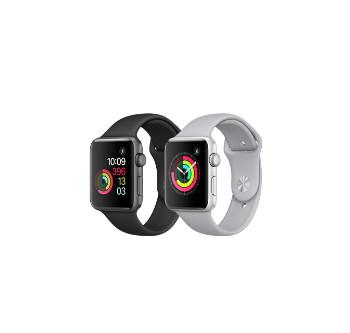 Displayaustauschprogramm für Aluminiummodelle der Apple Watch Series 2 und Series 3