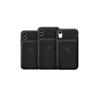 Austauschprogramm für das Smart Battery Case des iPhone XS, iPhone XS Max und iPhone XR