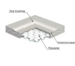 Tio2 Coated PVC