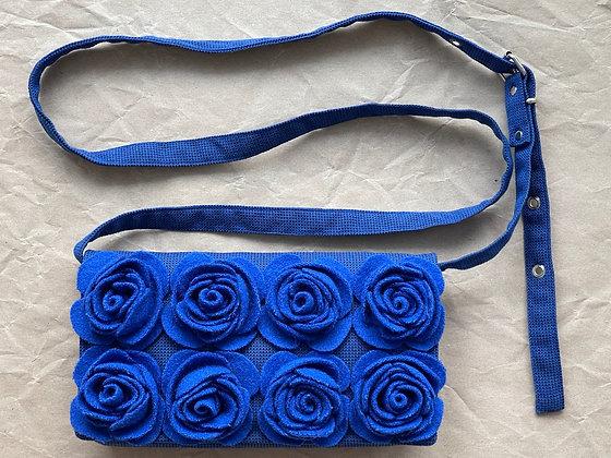 MARIE sinine roosikott