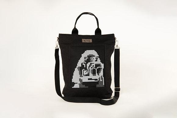Mops Pixel Dog Bag Estonian Design Katre Arula