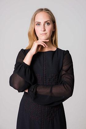 Black Dress LINDA