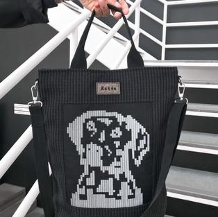 pixel dog bag dalmatian.jpeg