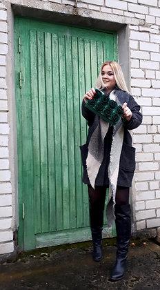 MARIE Green crossbody bag