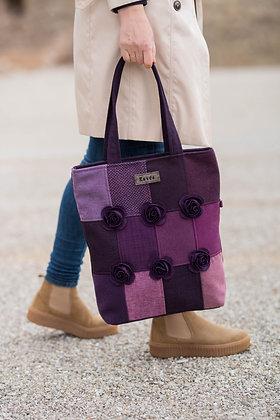 EVELI Purple Handbag
