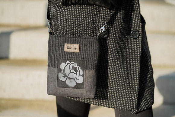 ROOSI Small Crossbody Bag