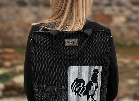 ROOSTER Positive 3in1 bag