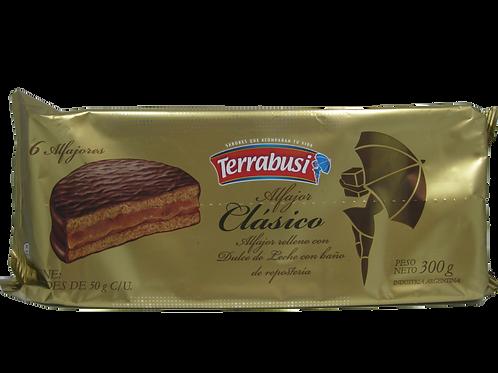 Alfajor Terrabusi clasico