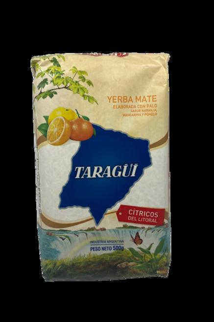 Yerba Taragui Citricos 500 gr.