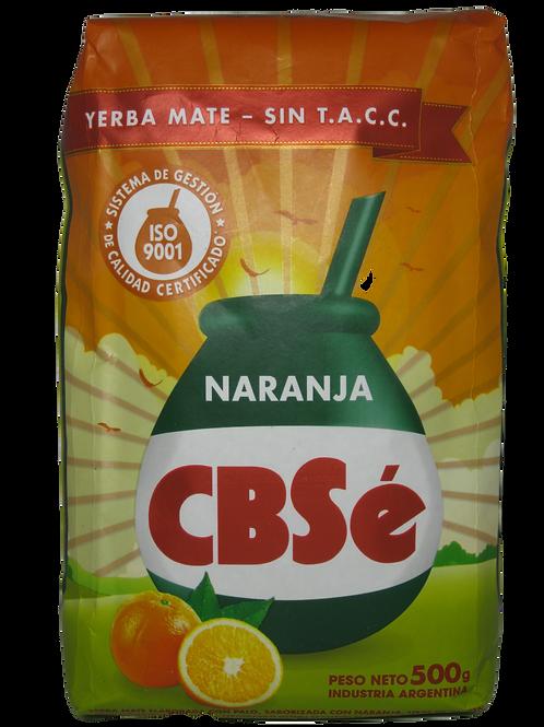 CBSe Naranja 500 gr