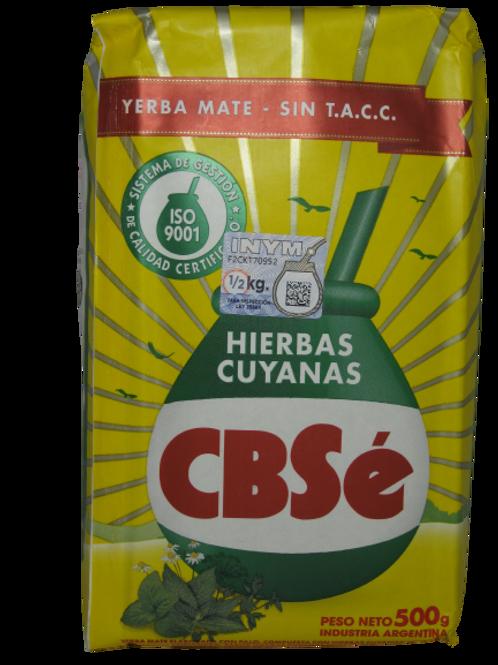 CBSe Hierbas Cuyanas 500 gr