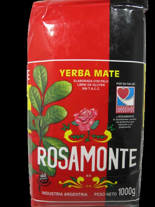Rosamonte 1kg.
