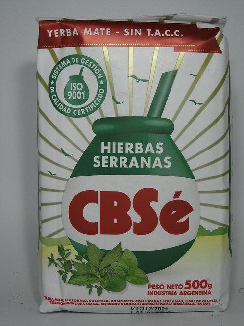 CBSe Limon 500 gr