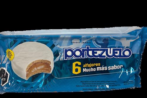 Alfajor Portezuelo Blanco