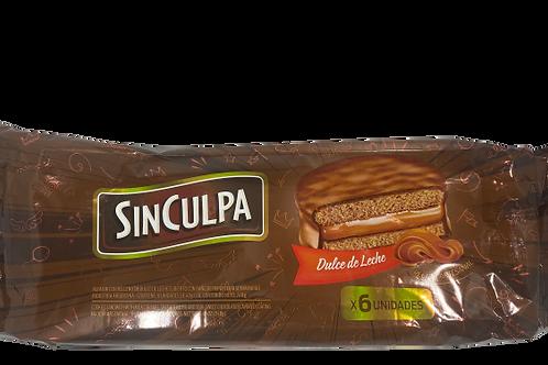 Alfajor Sin Culpa Chocolate