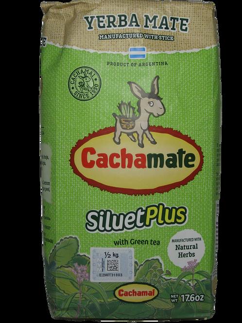 Yerba Cachamate Siluet Plus 500 gr