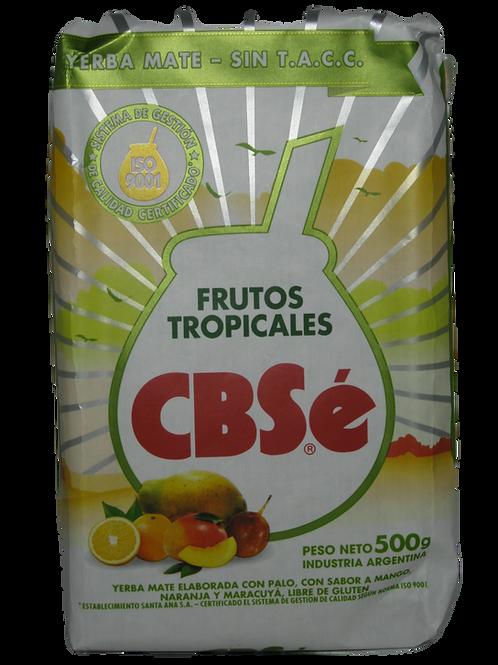CBSe Frutos Tropicales 500 gr
