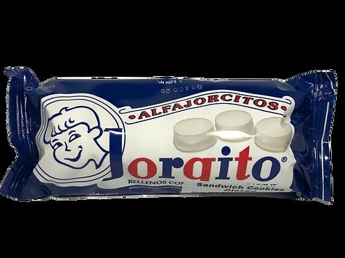 Alfajorcitos Jorgito Blanco