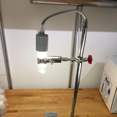 Test Tube Table Lamp