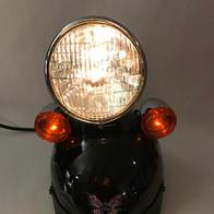 Motorcyle Helmet Light