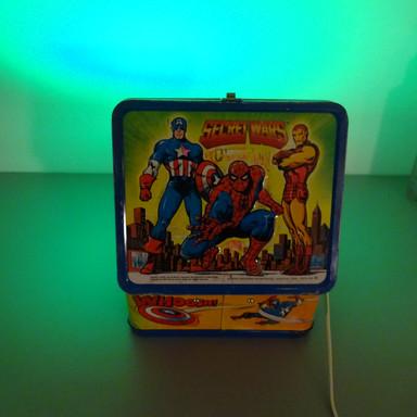 Illuminated Lunch Box