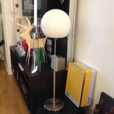 Globe Mini Table Lamp