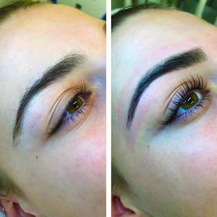 Eyelash Lift and Tint