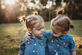 Gorgeous kids family photography castle