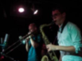 Olli Martin Quintet Tom bArford