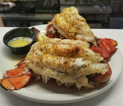If you haven't had our lobster you're mi