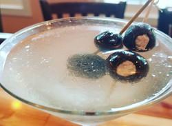 Black and Blue Martini!!! #bar #bartende