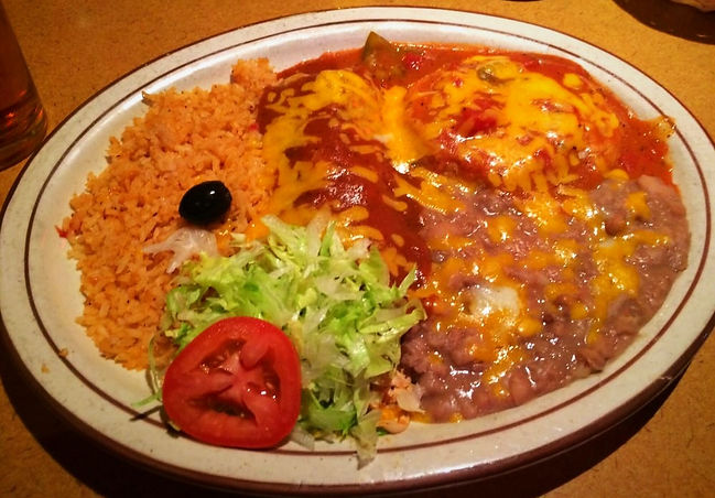 Chili Releno and Chicken Enchilada_edite