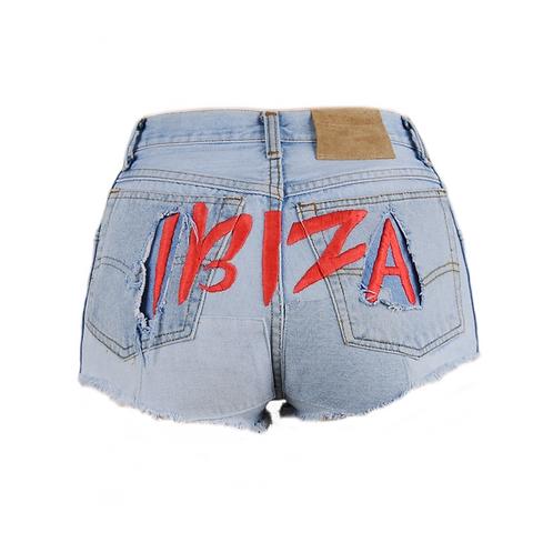Ibiza Denim Shorts