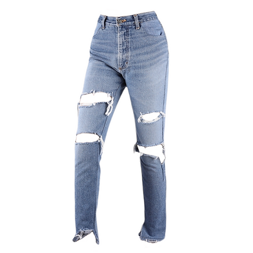 Flora's Denim Jeans