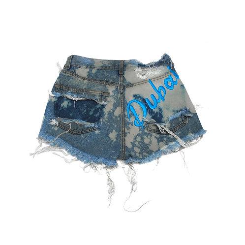 Dubai Denim Shorts