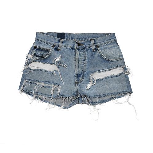 Belicia's Denim Shorts