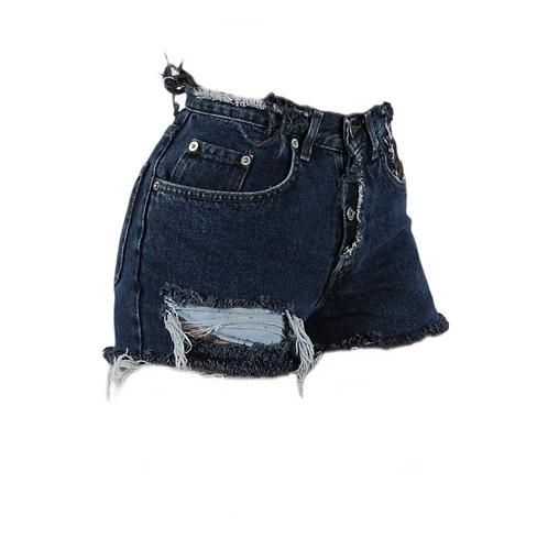 Luluna's Denim Shorts
