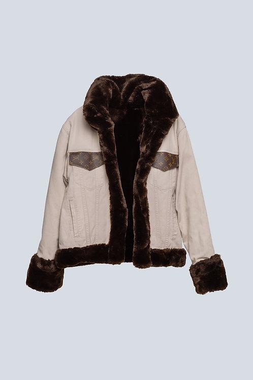 Matia's Denim Jacket