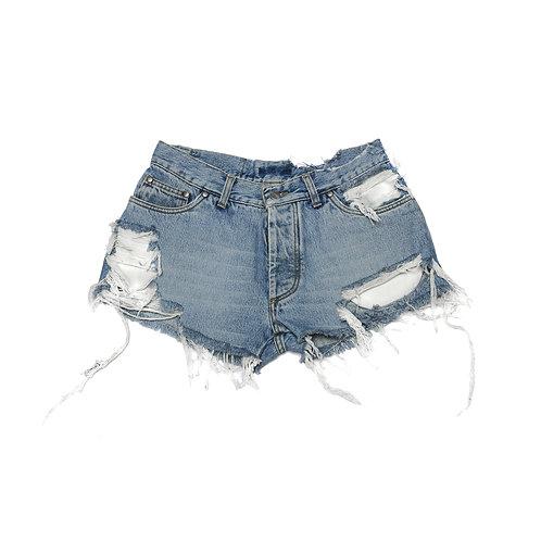 Perla's Denim Shorts