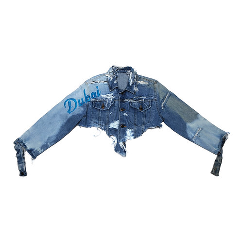 Dubai Denim Jacket