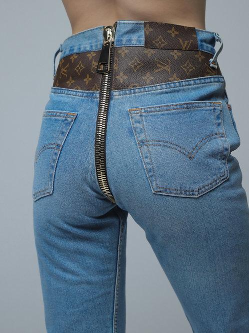 Soukeyna's Denim Jeans