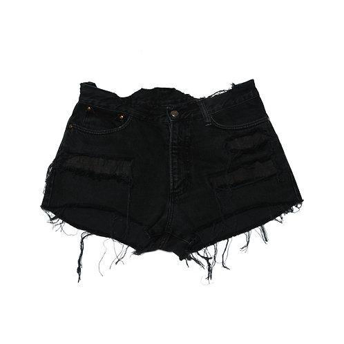 Rica's Denim Shorts