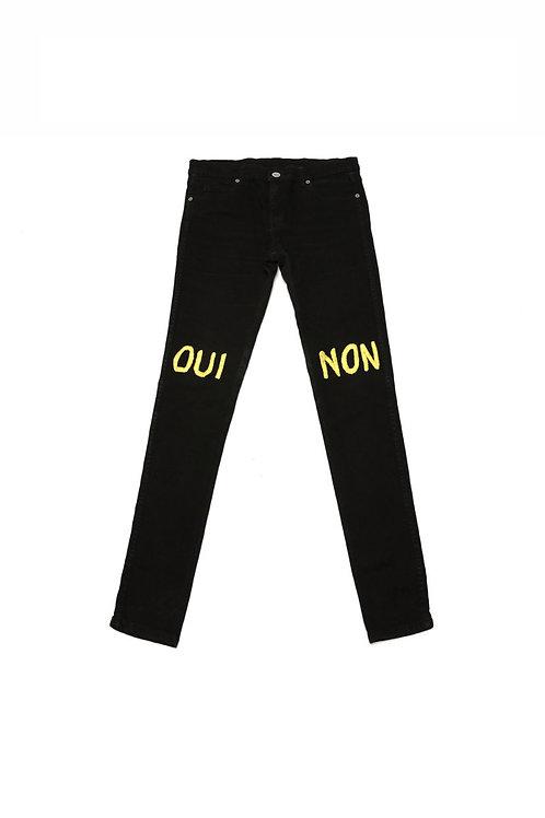 OUI-NON Denim Jeans