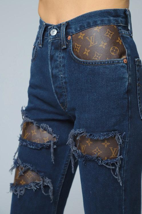 Leslie's Denim Jeans