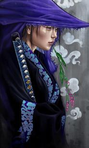 lady katana