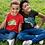 Thumbnail: Kids t-shirt, Green tree frog