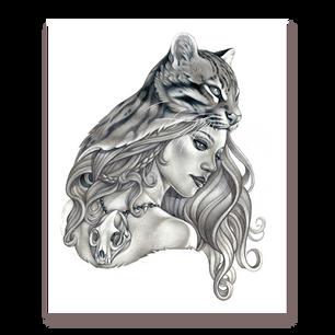 Ocelot Priestess