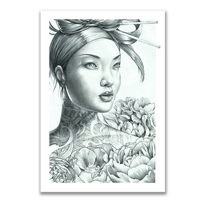 Oriental and Tattooed