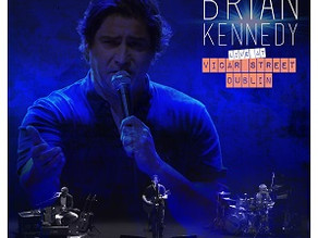 Brian Kennedy - LIVE AT VICAR STREET